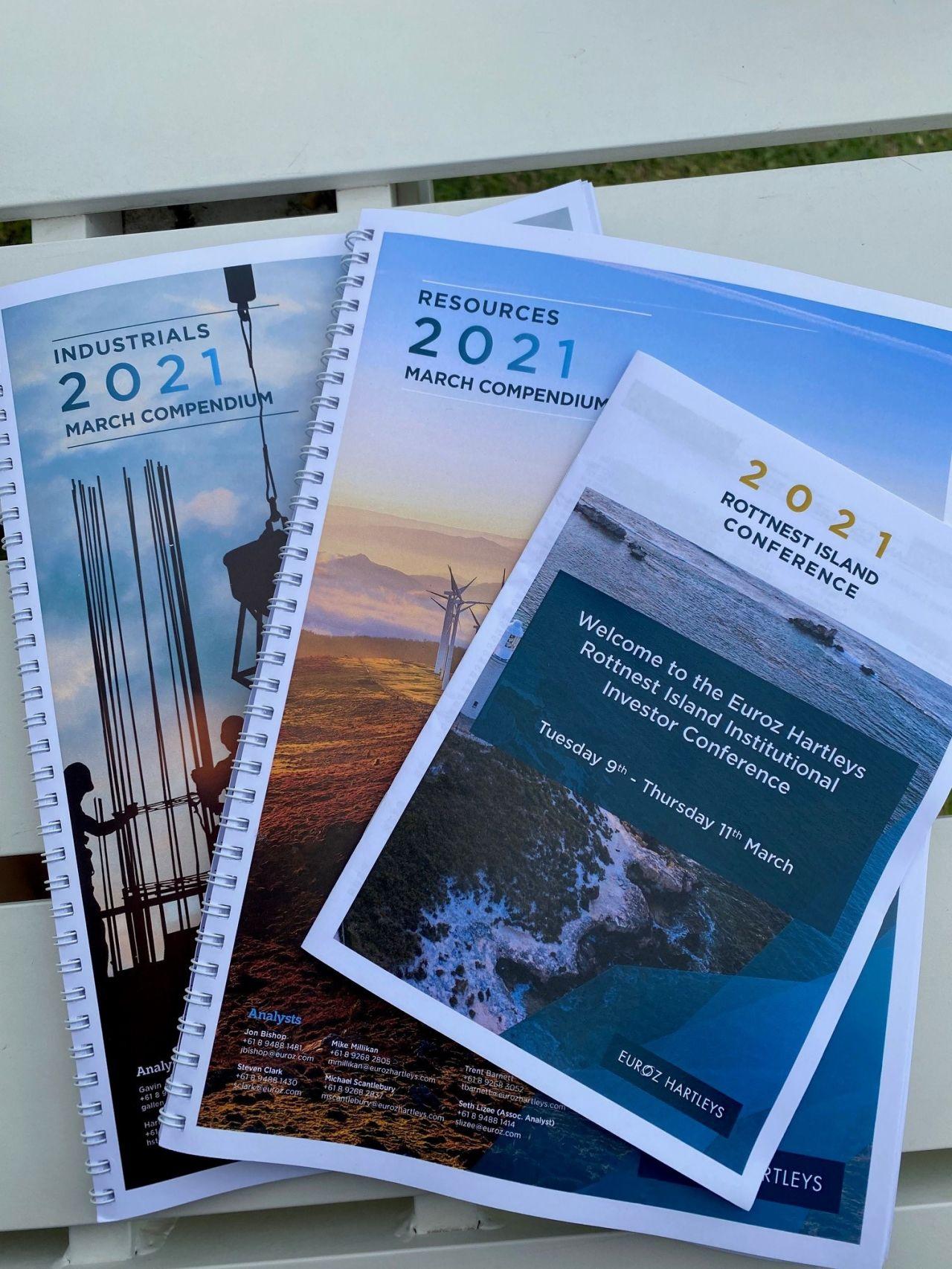 Rottnest Island Institutional Investor Conference 2021 7