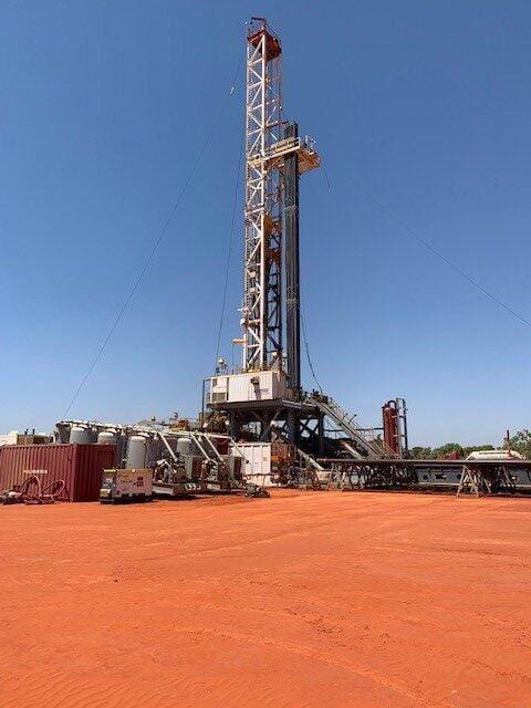 Buru Energy Site Visit 3